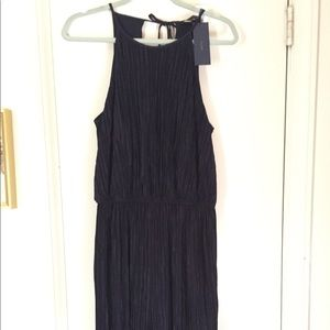 Navy jumpsuit, brand new, with tags